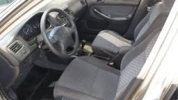 HONDA CIVIC LX (CARRO IMPECÁVEL LATA/INTERIOR/MOTOR)