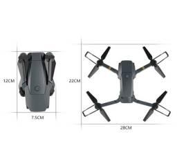 Drone E58 Wifi Fpv Com Grande Angular Hd 1080 P / 720 P / 4K Câmera