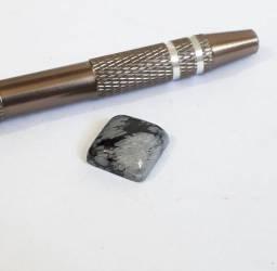 Obsidiana Floco-de-Neve