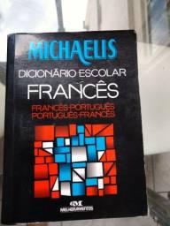 Livros Dicionários Francês/Português/Gramática