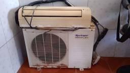 Ar condicionado Sprinter