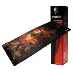 Mouse Pad Gamer Evolut Eg-402 Rd 700 X 300 X 2mm