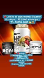 Título do anúncio: Suplemento para crescimento muscular