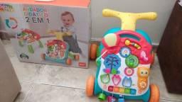 Andador Didático Vira Mesa 2 em 1 Baby Style