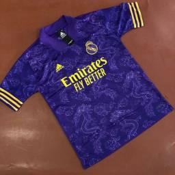 Camisa malha nacional
