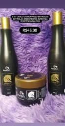 Kit de tratamento para cabelos