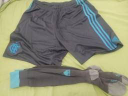 Conjunto Adidas Flamengo oficial