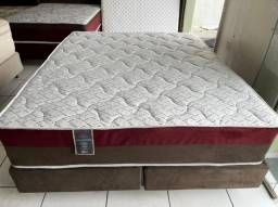 Cama box Castor queen size - Entrego