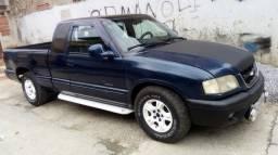 Título do anúncio: GM/ S10 DELUXE 4.3.V6 .1999