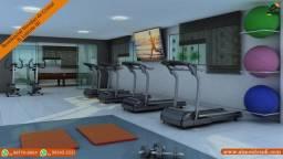Título do anúncio: Apartamento 2 dorms no Luizote de Freitas III em Uberlândia - MG