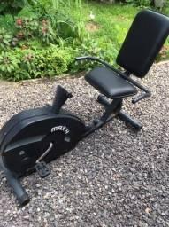 Bicicleta ergométrica horizontal Max H