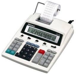 Título do anúncio: Calculadora com bobina LP45