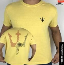 Camisetas masculinas  da osklen com estampas nas costas