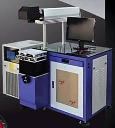 Equipamento de Gravação a Laser Yag-Diodo