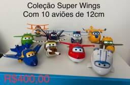 Super Wings - Bonecos 12cm
