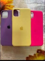 Capa p iPhone 11 Pro max (10,00 cada uma)