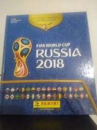 Álbum Fifa Word Cup Rússia 2018