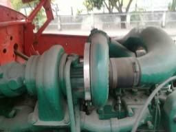 Motores de Scania 112 turbinado