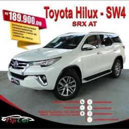 Toyota Hilux Toyota Hillux-Sw4 Srx AT - 2016