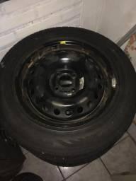 Aro 15 gm, só os aros sem os pneus!!