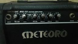 Amplificador Meteoro MG 15 W BAIXEI PRA SAIR HOJE!