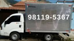 Fretes RJ e Pequenas Mudanças - ZAP - 98119-5367 -Local e Interestadual