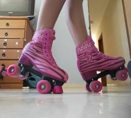 Vendo um patins quad