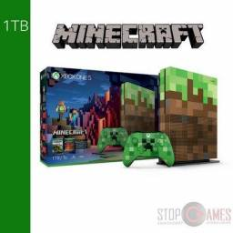 Xbox One S 1TB Minecraft Edition
