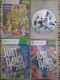Jogoa Kinect Xbox 360 Desbloqueado
