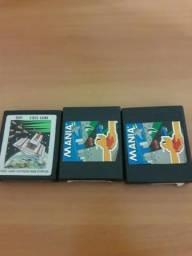 Cartuchos Atari - 64 jogos
