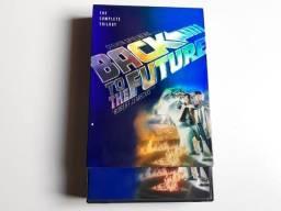 DVD Box - Trilogia The Back to the Future (Original-Importado)