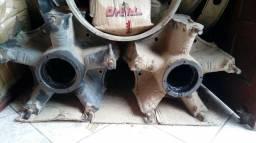 Cubos e rodas raias 295 Randon/Guerra