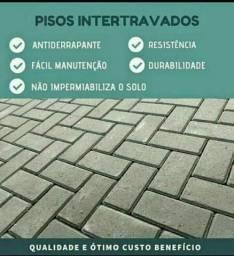 Calçada Pré moldado / piso intertravado comprar usado  Palmas