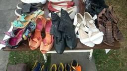 Botas e sapatos