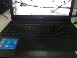 Notebook i3 6ª geração Dell