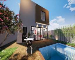 Casa venda condominio villa romana 1 - 3 suites - 216m² construção