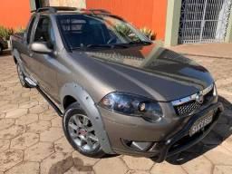 Fiat - Strada Trekking 1.6 Flex - MangaLarga Marchador - Top de Linha - 2013