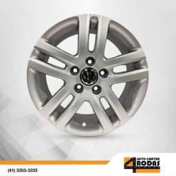 Roda ARO 16 5X112 VW/Golf Prata