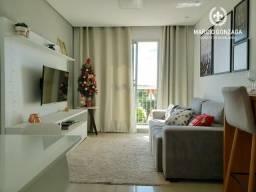 Apartamento com 02 quartos e fino acabamento em Candeias