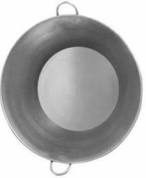 Tacho redondo 36 litros em aço carbono - Arteinoxx