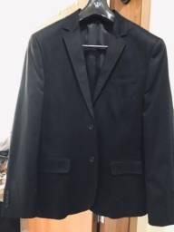 Blazer Sarja Preto DOCTHOS tamanho M (50)
