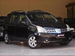 Nissan Livina 1.8 sl 16v - 2012