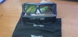 Óculos 3D Ativo Xpand DLP Link