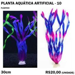 Planta Aquática Artificial Modelo 10