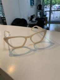 Armação óculos gatinha