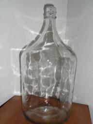 Garrafão de 4.6 Litros Transparente Raro