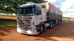 Scania/G 124 420 A6X2 - 2011 Imperdível