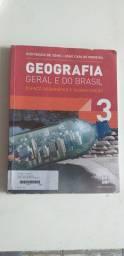 Livro de Geografia ( Geografia Geral e do Brasil )