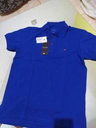 Camisas Ellus Gola Polo