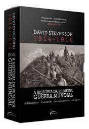 Box A Historia da Primeira Guerra Mundial - Novo e Lacrado!
